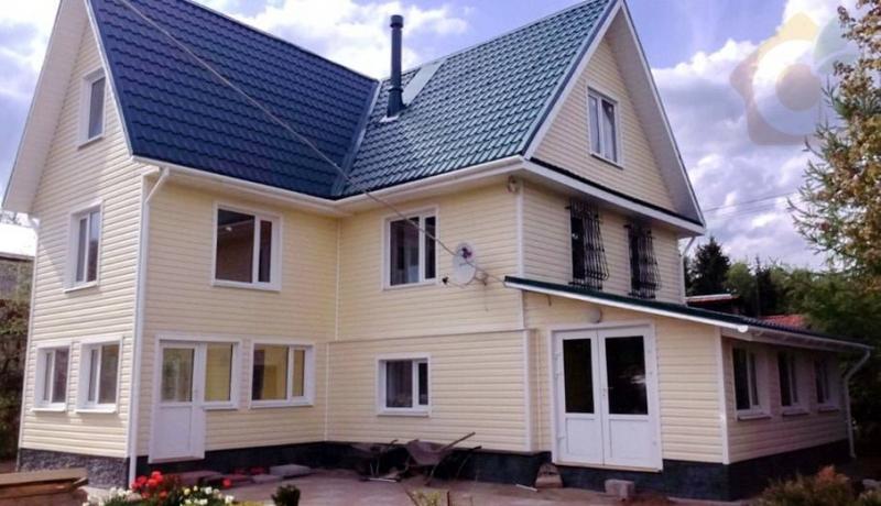 Реконструкция загородного дома (перестроить дачу) в дер. Форносово