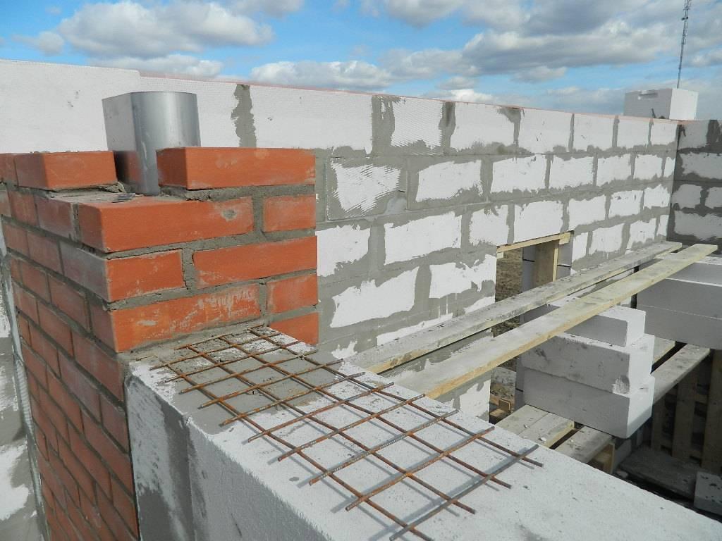 газобетонные блоки для несущих стен
